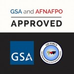 GSA and AFNAFPO Approved